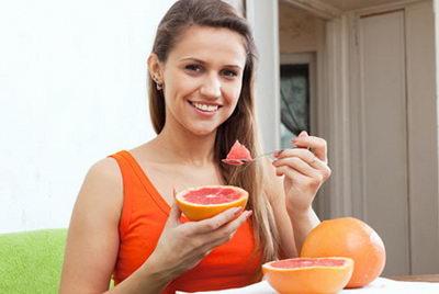 Антицеллюлитная грейпфрутовая диета