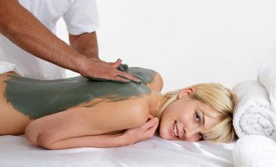 Голубая глина от целлюлита: массаж, обертывание, ванны