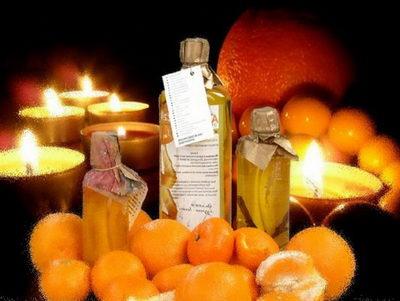 Антицеллюлитное масло апельсина отлично борется с ожирением