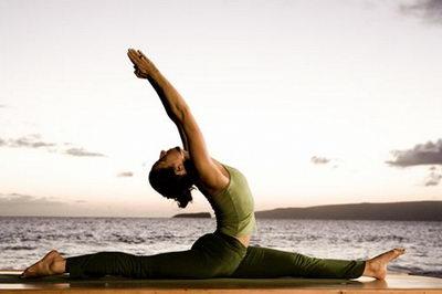 Йога от целлюлита: система из 7 упражнений
