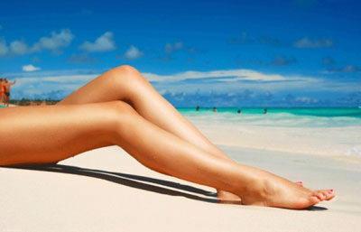 Ваши ноги оценят на пляже