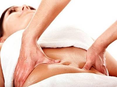 Антицеллюлитный массаж живота - деликатная борьба за красоту