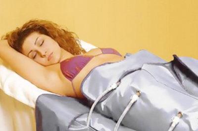 Баротерапия - приятный способов борьбы с целлюлитом и лишним весом