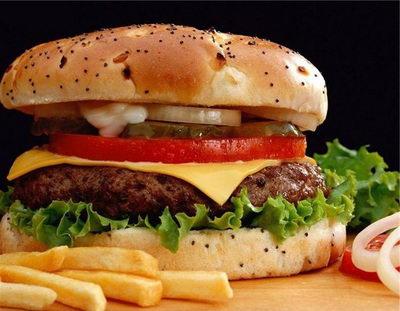 Вредная и опасная еда