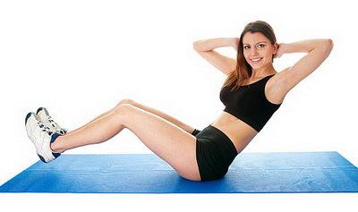 Бодифлекс - комплекс упражнений