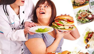 Режим питания на диете