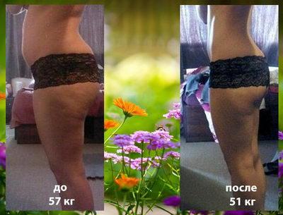 Personal Slim до и после похудения