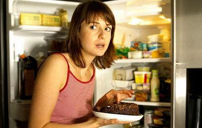 Как себя держать в руках? Почему ночью хочется кушать?