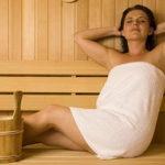 Как избавиться от целлюлита в бане?