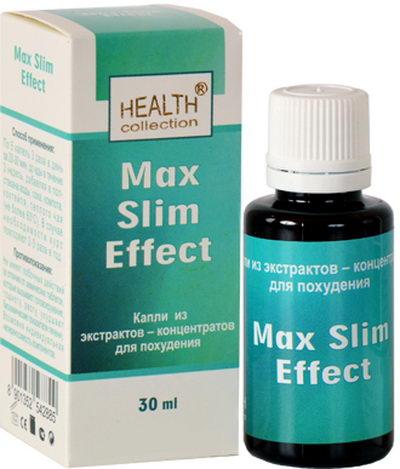 Упаковка Max Slim Effect