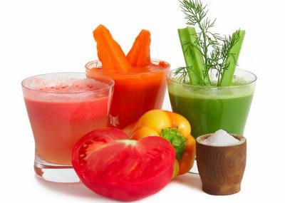 Детокс-диета: меню, продукты