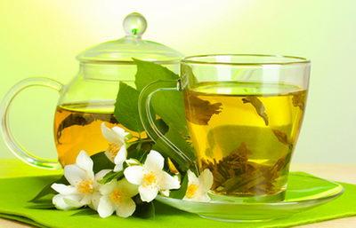 Зеленый чай: рецепты