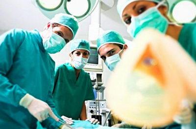 Хирургический метод быстрой коррекции фигуры