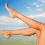 4 шага, как убрать целлюлит на ногах