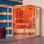 Косметический банный комплекс: процедура инфракрасная сауна от целлюлита